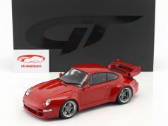 Porsche 911 (993) 4.0 Gunther Werks 400R carmin rot 1:18 GT-Spirit