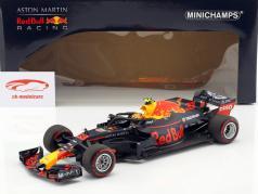 M. Verstappen Red Bull RB14 #33 vincitore Austria GP F1 2018 1:18 Minichamps
