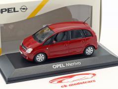 Opel Meriva Bj. 2003 rot 1:43 Minichamps