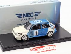 Volkswagen VW Rallye Golf #1 Test Car 1989 E. Weber 1:43 Neo