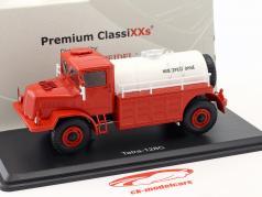 Tatra 128C camion-citerne année de construction 1951 rouge / blanc 1:43 Premium ClassiXXs