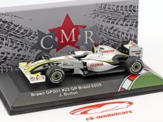 Jenson Button Brawn BGP 001 #22 Brasil GP campeão do mundo F1 2009 1:43 CMR