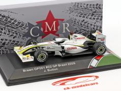 Jenson Button Brawn BGP 001 #22 Brésil GP champion du monde F1 2009 1:43 CMR