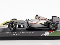 Jenson Button Brawn BGP 001 #22 Brazilian GP World Champion F1 2009 1:43 CMR