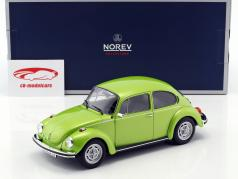 Volkswagen VW coléoptère 1303 année de construction 1972 vert métallique 1:18 Norev