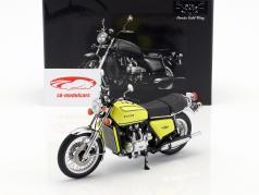 Honda Goldwing GL 1000 K3 anno di costruzione 1975 giallo 1:12 Minichamps