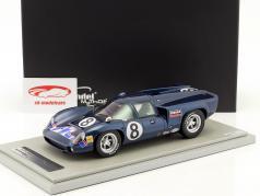 Lola T70 MK3 #8 2 24h Daytona 1969 Leslie, Motschenbacher 1:18 Tecnomodel