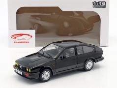 Alfa Romeo GTV6 year 1984 black 1:18 Solido