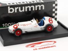 Johnny Pearsons Ferrari 375 #6 Indianapolis GP formula 1 1952 1:43 Brumm