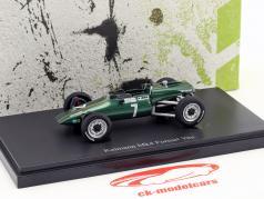Kaimann Mk4 formule Vau #7 Niki Lauda année de construction 1969 vert 1:43 AutoCult
