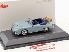 Porsche 356 A カブリオレ 旅行時間 ブルー 1:43 Schuco