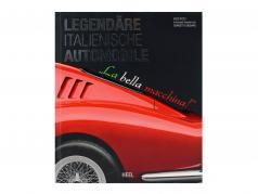 libro leggendario italiano Automobile: La bella macchina! di Enzo Rizzo e Giorgetto Giugiaro