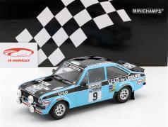 Ford Escort RS 1800 #9 Lombard RAC Rallye 1978 Clark, Wilson 1:18 Minichamps