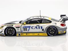 BMW M6 GT3 #98 2º 24h Nürburgring 2017 Rowe Racing 1:18 Minichamps