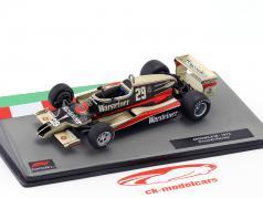 Riccardo Patrese Arrows A1B #29 formule 1 1979 1:43 Altaya