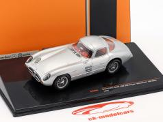 Mercedes-Benz 300 SLR Coupe Uhlenhaut (W196S) year 1955 silver 1:43 Ixo