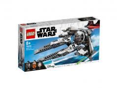 LEGO® Star Wars™ Black Ace TIE Interceptor™ Allianz-Pilot