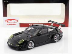 Porsche 911 (997) GT3 RSR Plain Body Edition 2010 noir 1:18 AUTOart
