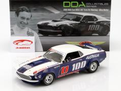 Ford Mustang Boss 302 Trans Am #U100 Bouwjaar 1969 Allan Moffat 1:18 Real Art Replicas