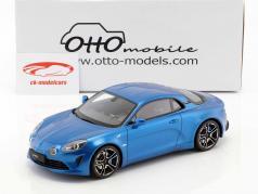 Alpine A110 First Edition anno di costruzione 2017 alpino blu 1:18 OttOmobile