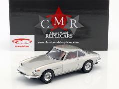 Ferrari 330 GTC sølv 1:18 CMR