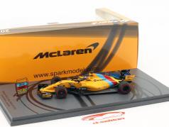 Fernando Alonso McLaren MCL33 #14 Abu Dhabi GP formula 1 2018 1:43 Spark
