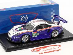 Porsche 911 (991) GT3 RSR #91 2 ° LMGTE Pro classe 24h LeMans 2018 1:43 Spark