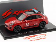 Porsche Macan GTS 24h LeMans 2018 Track Car 1:43 Spark