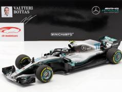 Valtteri Bottas Mercedes-AMG F1 W09 EQ Power  #77 Formel 1 2018 1:18 ミニチャンプス