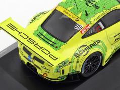 Porsche 911 (991) GT3 R #911 Grello Pole Position 24h Nürburgring 2018 1:43 CMR