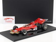 Jochen Rindt Lotus 72C #2 World Champion Formula 1 1970 1:18 GP Replicas