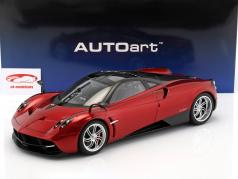 Pagani Huayra year 2011 red metallic 1:12 AUTOart