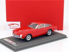 Ferrari 250 Lusso Bouwjaar 1963 rood 1:18 BBR