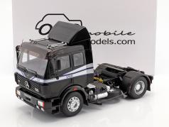 Mercedes-Benz SK 1748 Sattelzugmaschine Baujahr 1990 schwarz 1:18 OttOmobile