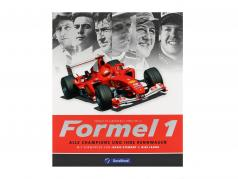 Buch: Formel 1 von Renaud De Laborderie und Serge Bellu