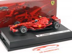 F. Massa Ferrari F2008 formula 1 2008 1:43 HotWheels