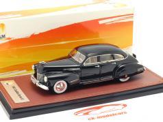 Cadillac Series 63 année de construction 1941 noir 1:43 GLM