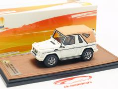Mercedes-Benz G500 Cabriolet Closed Top Final Edition 2013 white 1:43 GLM