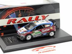 Ford Fiesta RS WRC #11 2 ° Rallye Italia Sardegna 2013 Neuville, Gilsoul 1:43 Direkt Collections