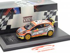 Ford Fiesta RS WRC #21 Rallye Monte Carlo 2015 Prokop, Tománek 1:43 Direkt Collections