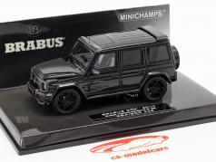 Brabus 900 based on Mercedes-Benz G 65 Construction year 2017 black 1:43 Minichamps