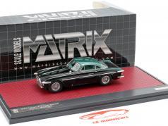 Ferrari 212 Inter Coupe Vignale Bouwjaar 1953 zwart / groen metalen 1:43 Matrix