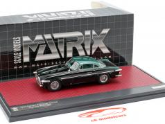 Ferrari 212 Inter Coupe Vignale year 1953 black / green metallic 1:43 Matrix