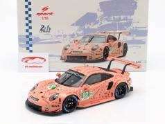 Porsche 911 (991) RSR #92 classe gagnant LMGTE-Pro 24h LeMans 2018 1:18 Spark