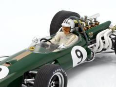Denis Hulme Brabham BT20 #9 Vinder Monaco GP verdensmester F1 1967 1:18 Spark
