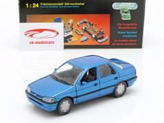Ford Orion LHD azul 1:24 Schabak