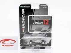 Will Power Chevrolet #12 Indycar Series 2019 Team Penske 1:64 Greenlight