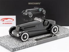 Edsel Ford´s Model 40 Special Speedster année 1934 noir 1:18 Minichamps