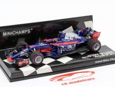 Brendon Hartley Toro Rosso STR12 #28 messicano GP formula 1 2017 1:43 Minichamps