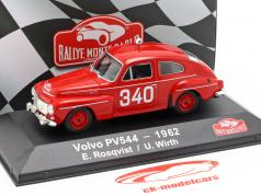 Volvo PV544 #340 Rallye Monte Carlo 1962 Rosqvist, Wirth 1:43 Atlas